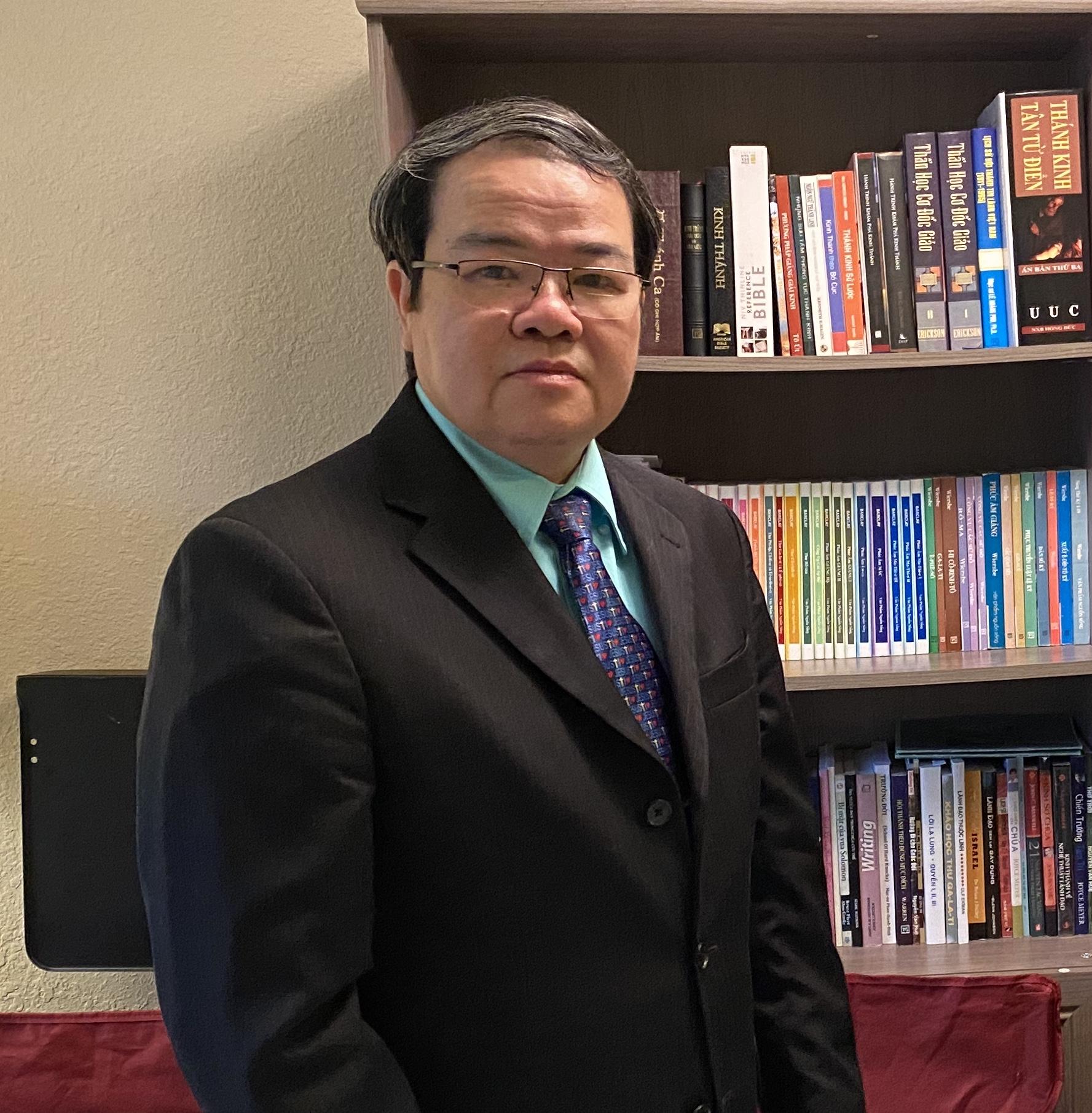 Rev. Phillip Nguyen